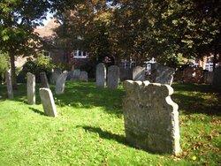 St Mary and St Eanswythe Churchyard