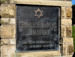 Temple Emanuel Cemetery