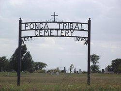 Ponca Tribal Cemetery