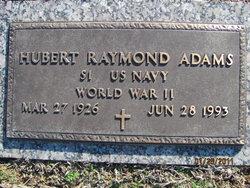Hubert Raymond Adams