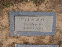 Betty Lou <i>Calder</i> Shinault