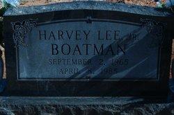 Harvey Lee Boatman, Jr