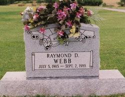 Raymond Dawson Webb