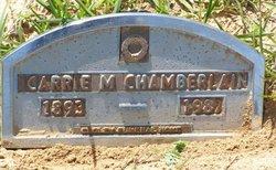 Carrie Modess <i>Bell</i> Chamberlain