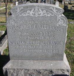Margaret E. <i>Moore</i> Alexander