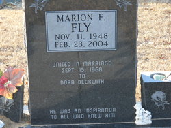 Marion F. Fly