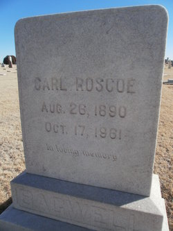 Carl Roscoe Bagwell