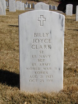 Billy Joyce Clark
