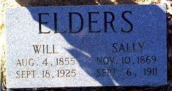 Sally Elders