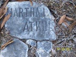 Martha Louise <i>Hooker</i> Atkins