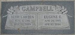 Dr Eugene Edward Campbell