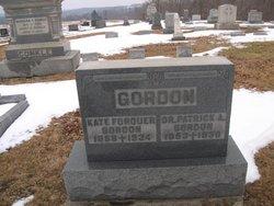 Kate <i>Forquer</i> Gordon