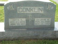 John W. Conklin