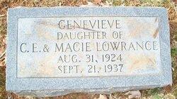 Genevieve Lowrance