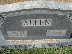 G. Gordon Allen