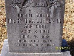 Infant Son Gartman