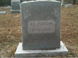 Raleigh F. Atkinson
