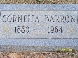 Cornelia Barron