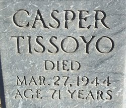 Casper Tissoyo