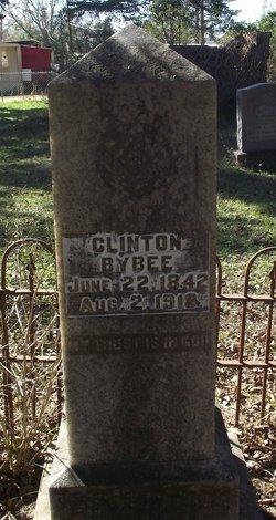 Pvt Clinton Bybee
