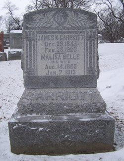 Malisa Belle <i>Comer</i> Garriott