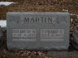 Elizabeth M Lizzie <i>Bascom</i> Martin
