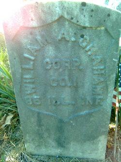 Corp William Allen Graham