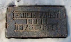 Emilie <i>Faust</i> Bode