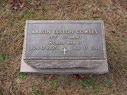Aaron Elston Cowles
