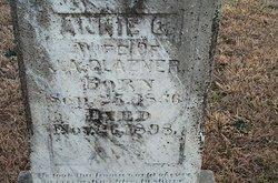 Annie C. <i>Litton</i> Glazener