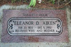Eleanor D. Ellie <i>Wicker</i> Aiken