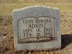 Tony Edward Adkins