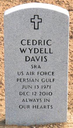 AMN Cedric Wydell Davis