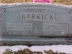 Bennie Clark Barrick