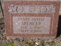 Henry Baxter Spencer