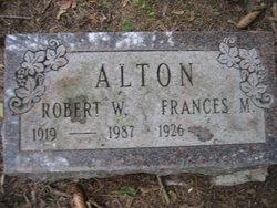 Robert W Alton