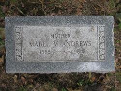 Mabel Maria <i>Rudolph</i> Andrews