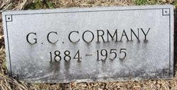 Grover Cleveland Cormany