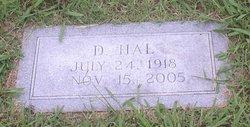 D Hal Luttrell