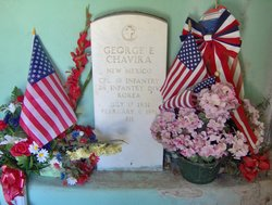 George E Chavira
