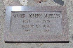 Fr Joseph Mueller