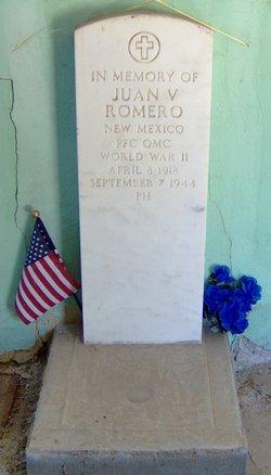 Juan V Romero