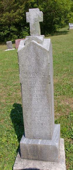 Mary Elizabeth <i>Beaudry</i> Beaubien