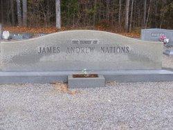 James Andrew Nations, Sr