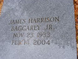 James Harrison Jimmy Baggarly, Jr