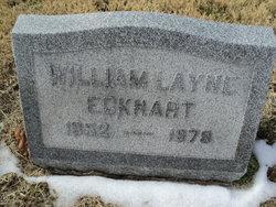 William Layne Eckhart