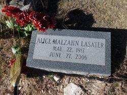 Alice Malzahn Lasater