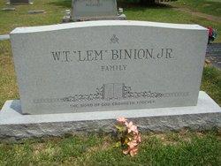 Beulah B. <i>Whiteley</i> Binion
