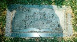 Bessie May <i>Leonard</i> Keith