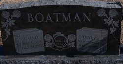 Henry James Boatman